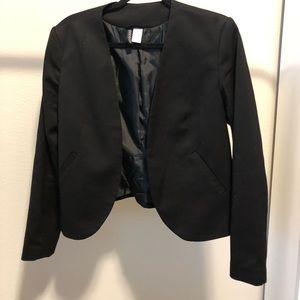 H&M Jackets & Coats - LIKE NEW | H&M Black Blazer